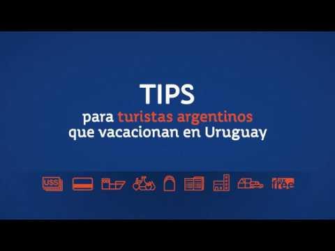 Doce tips de bolsillo para turistas argentinos que viajen a Uruguay