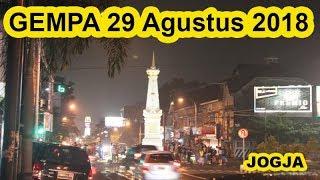 Download Video (FULL) GEMPA 29 Agustus 2018 Yogyakarta MP3 3GP MP4