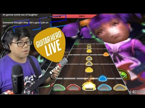 BOOTLEG GUITAR HERO LIVE FOR PS2
