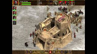 30 minutes of Nemesis of the Roman Empire Game play