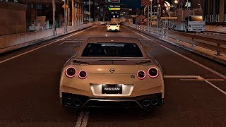Gran Turismo Sport - Gameplay Nissan GT-R @ Tokyo Expressway [1080p 60fps]