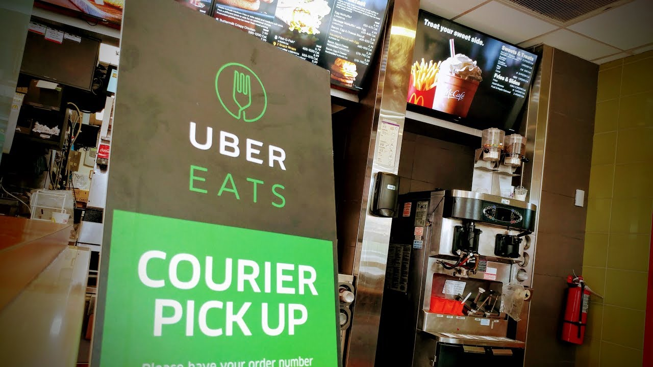 how to get free uber eats
