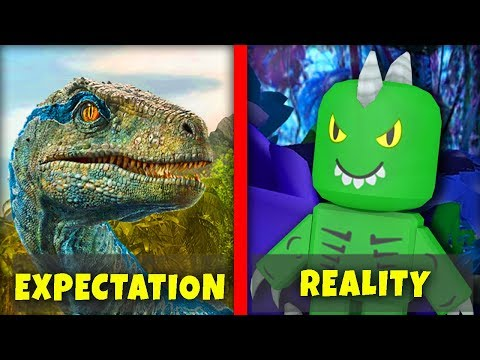 ROBLOX EVENTS EXPECTATION VS REALITY