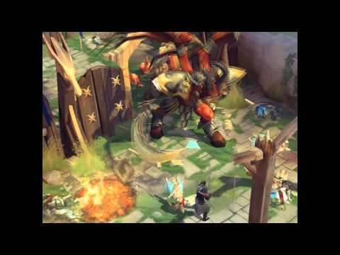 Dungeon Hunter 4 - Gameplay (Android, IPhone, IPad)