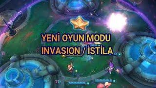 LOL YENİ OYUN MODU ''INVASION'' / İSTILA  ÇOK EĞLENCELİ