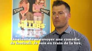 """We're The Millers"": Interview De Rawson M. Thurber"