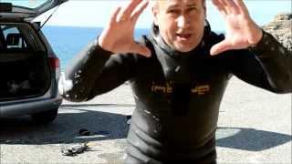 Подводная охота Pыбалка  Крит. Юг Крита. Spearfishing Crete.Экскурсии из Ретимно.(, 2014-04-30T15:15:02.000Z)