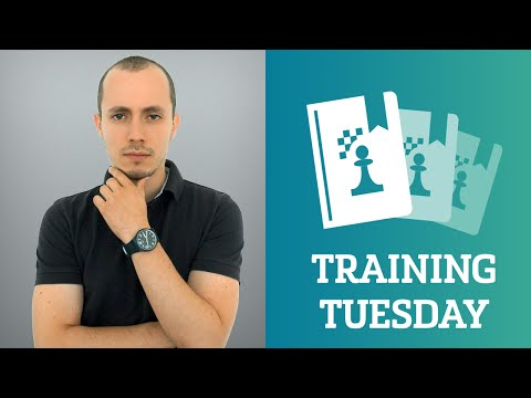 "Training Tuesday - ""How I make chess decisions"" - August 16, 2016"