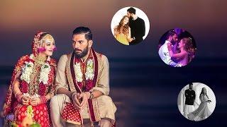 Yuvraj Singh and Hazel Keech's WEDDING ALBUM