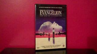 End of Evangelion DVD review