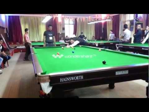 snooker kurdish-muhamad janab vs dana part1/2