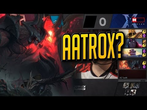 Best of LCK Summer 2019 Week 8 - How to Pronounce Aatrox