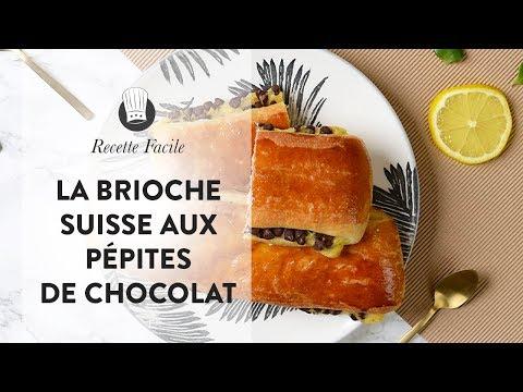 Chef Philippe réalise des Brioches Suisses aux Pépites de Chocolat !