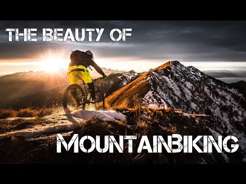 Video: The Beauty of Mountain Biking