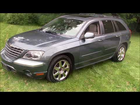 2006 Chrysler Pacifica Limited AWD for sale