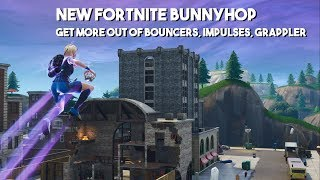(patched) new bhop mechanic in fortnite