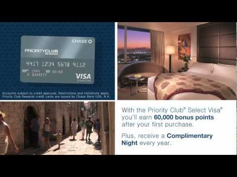 InterContinental Hotels Group - Priority Club Rewards
