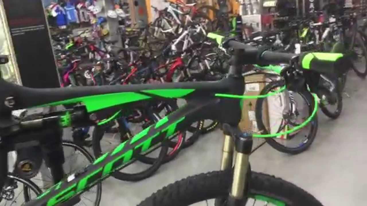 Scott Spark 920 Modelo 2016 Youtube