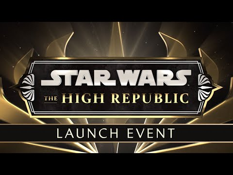 Star Wars: The High Republic   Live Stream Launch Event