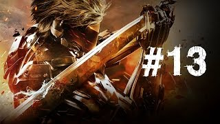 Metal Gear Rising Revengeance Part 13 Veliki Boss