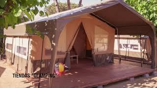 Camping Senia -Tucan