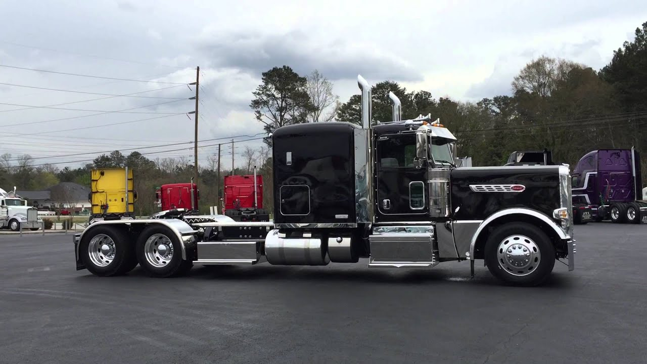 2015 Peterbilt 389 Pride And Class Youtube