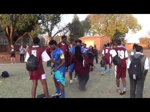 Thabelo Matooane (Number 23) University of Pretoria Soccer Academy 6