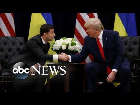 Firestorm ignites over call between Trump and Ukrainian president