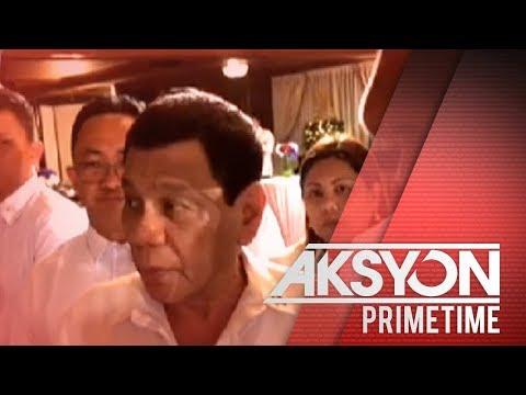 Pagsasampa ng kaso laban sa grupo nina Satur Ocampo, pinaburan ni Duterte