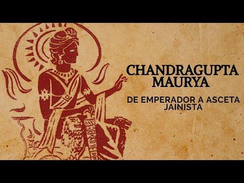Download Chandragupta Maurya   De Emperador a Asceta Jainista 🐘⚔️🔥
