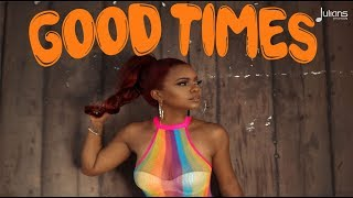 """Lil Bitts - Good Times (Lyric Video) """"2019 Soca"""" [Mega Mick x AdvoKit Productions]"""