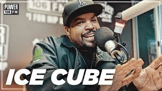 """Ice Cube on """"Arrest The President"""", Status of 'Last Friday', Donald Trump, Kanye West & More"""