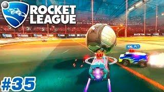 Günah keçisi I Rocket League Türkçe Multiplayer I 35. Bölüm