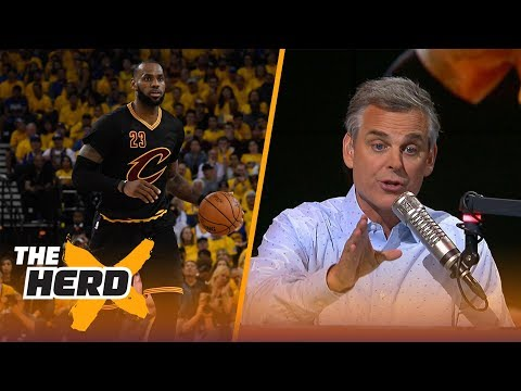 Is LeBron James the only thing keeping the Cavaliers together? | THE HERD