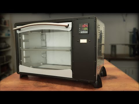 PID Controlled And Insulated Toaster Oven | DIY