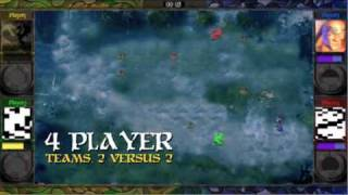 Archon PC gameplay video