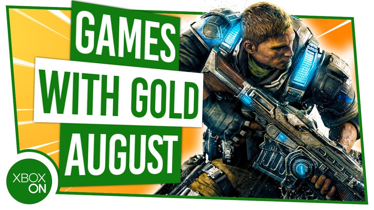 Xbox Games With Gold August 2019 Youtube