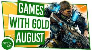 Xbox Games With Gold | August 2019