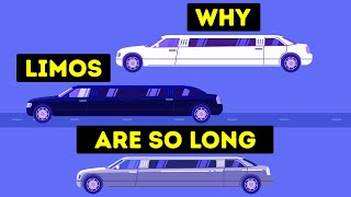 Why Stretch Limousines Are So Long