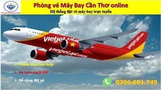 Gambar cover Vé máy bay giá rẻ Cần Thơ Thanh Hóa || Phòng vé máy bay Cần Thơ Onlline