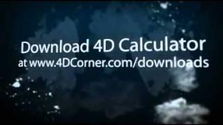 Free 4D Calculator For Download (Magnum).flv