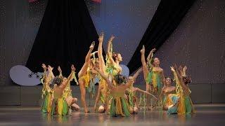 """Шоу-балет """"Культурная революция"""". Черный котёнок 2017. 1 Место. Эстрадный танец."""