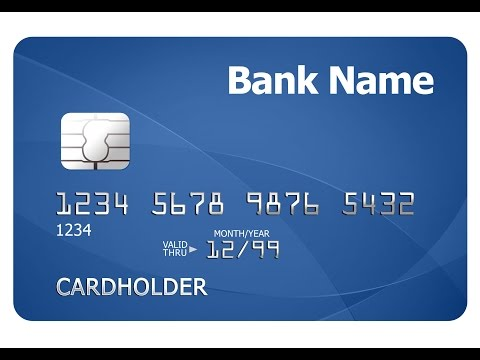 Create new credit card design in Photoshop CC 2015 | Photoshop quick tips