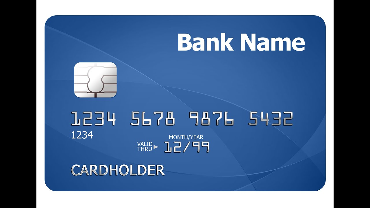 create new credit card design in photoshop cc 2015
