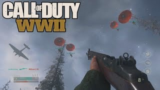 Cod WWII: PARATROOPER Gameplay