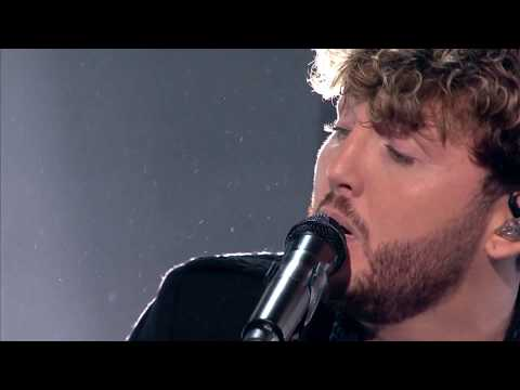 James Arthur - Empty Space  on The X Factor