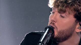 James Arthur - Empty Space (Live on The X Factor) Video