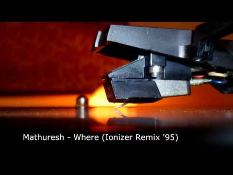 Mathuresh - Where Ionizer Remix '95