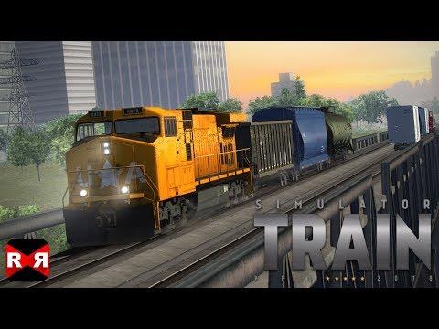 Train Simulator PRO 2018 - IOS / Android - Gameplay Video