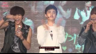 [Fancam] 120823 D.O. EXO-K @ Rice Farms Korea National Festival